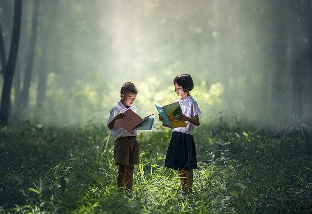 ספרי ילדים – כך עושים את נכון