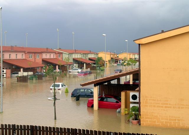 שאיבת הצפות בעונת הגשמים