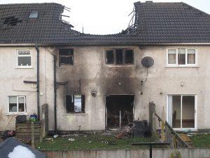 שיקום לאחר שריפה