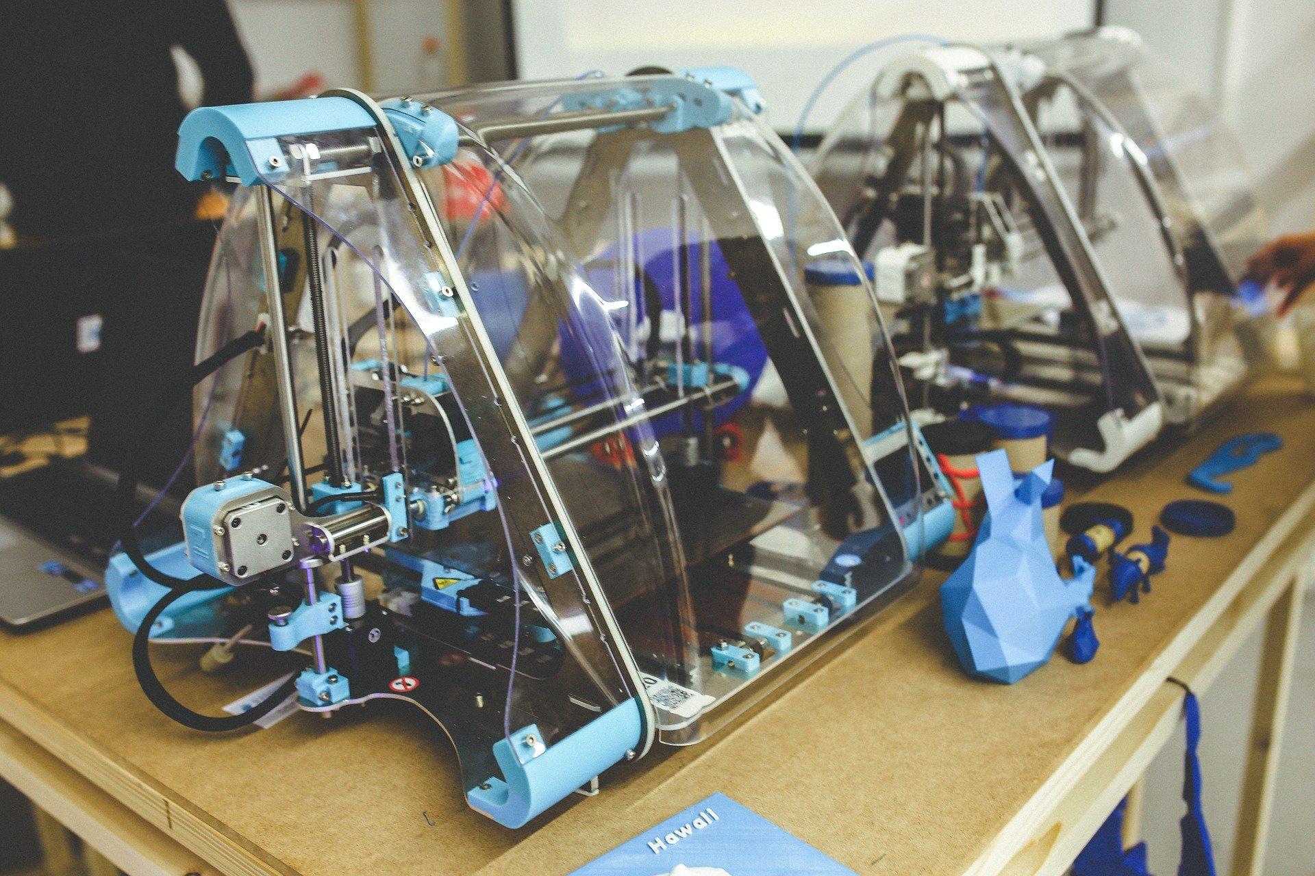 אילו חומרים צריך להדפסת תלת מימד?